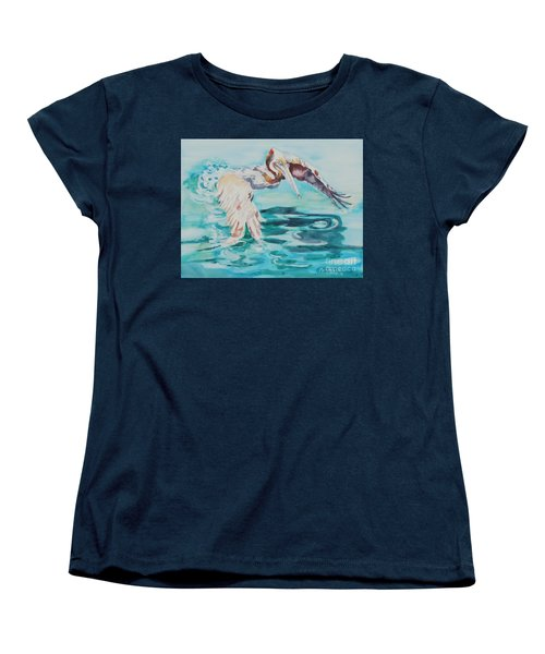 Ready To Take Off Women's T-Shirt (Standard Cut) by Mary Haley-Rocks