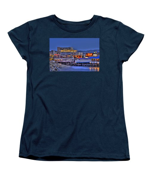Redondo Landing Women's T-Shirt (Standard Cut) by Richard J Cassato