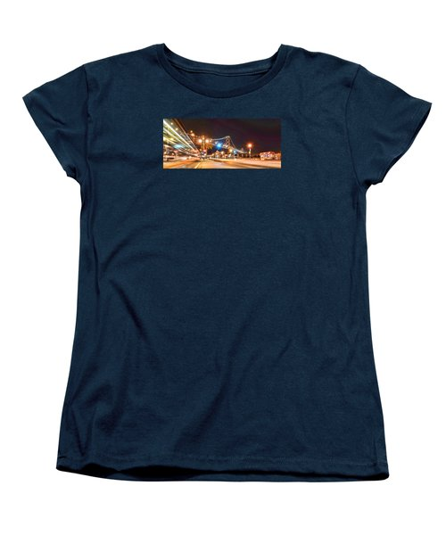 Red's Java House Women's T-Shirt (Standard Cut) by Steve Siri