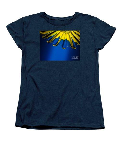 Women's T-Shirt (Standard Cut) featuring the photograph Reflected Light by Trena Mara