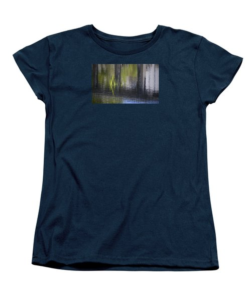 Reflections Accents Women's T-Shirt (Standard Cut) by Morris  McClung
