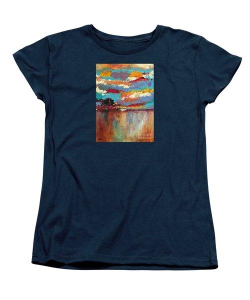 Reflections Women's T-Shirt (Standard Cut)