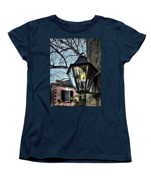 Women's T-Shirt (Standard Cut) featuring the photograph Reflections Of My Life by Jim Hill