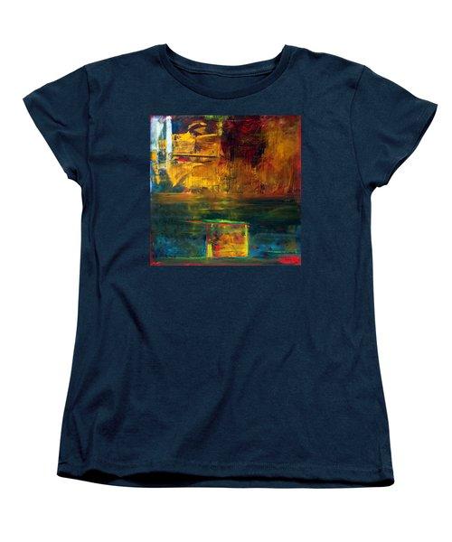 Reflections Of New York Women's T-Shirt (Standard Cut)