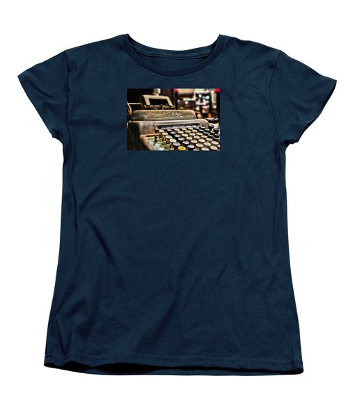 Register Women's T-Shirt (Standard Cut) by Chad and Stacey Hall