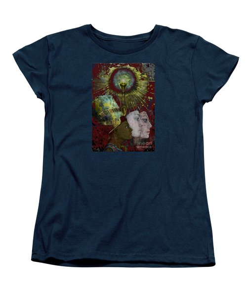 Reincarnate Women's T-Shirt (Standard Cut) by Carol Jacobs