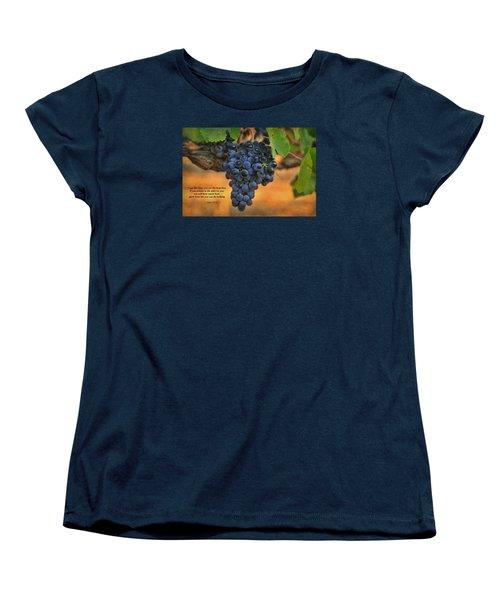 Remain In Me Women's T-Shirt (Standard Cut)