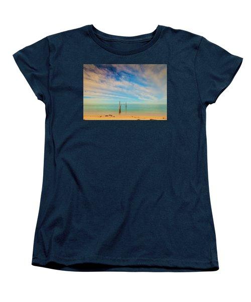Remenants Women's T-Shirt (Standard Cut) by David Cote