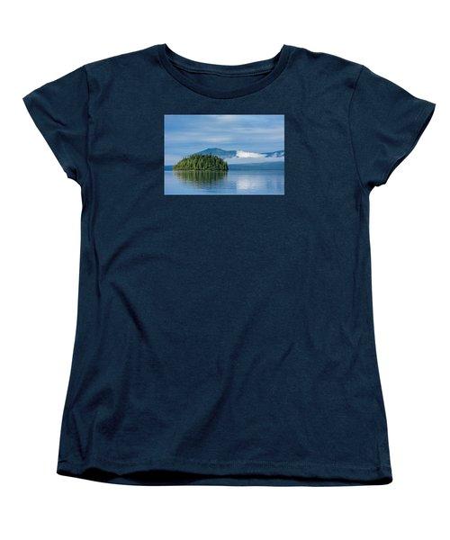 Remote Beauty Women's T-Shirt (Standard Cut) by Don Mennig