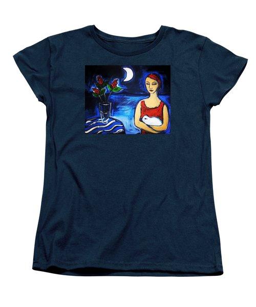 Renewal Women's T-Shirt (Standard Cut) by Winsome Gunning