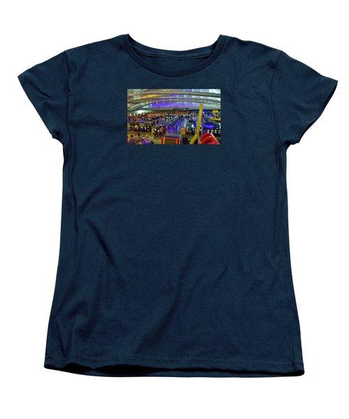 Replay Fx 2015 #1 Women's T-Shirt (Standard Cut) by William Bartholomew