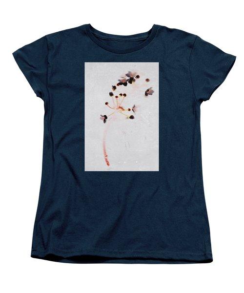 Women's T-Shirt (Standard Cut) featuring the photograph Resist  by Mark Ross