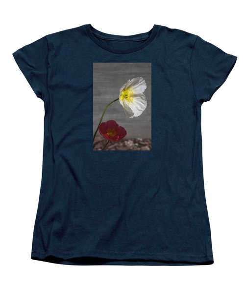 Resting In Your Shade Women's T-Shirt (Standard Cut) by Morris  McClung