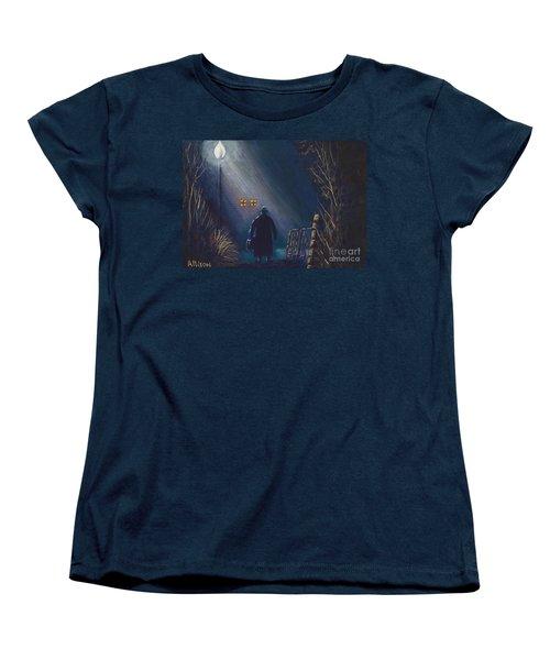 Reverend Hadley Jorgensen Women's T-Shirt (Standard Cut)
