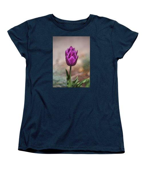 Rich Beauty Women's T-Shirt (Standard Cut) by Morris  McClung