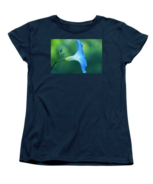 Women's T-Shirt (Standard Cut) featuring the photograph Rise And Shine by Byron Varvarigos