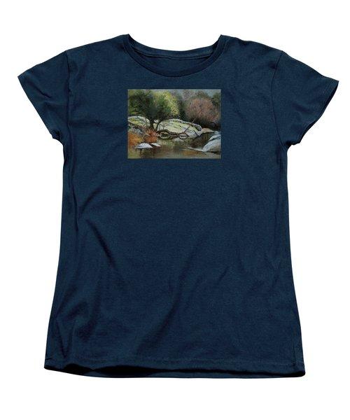 River Reflections Women's T-Shirt (Standard Cut)