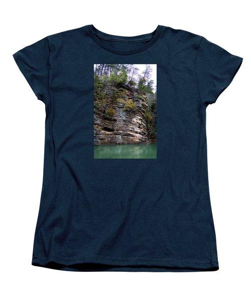 River Rock Women's T-Shirt (Standard Cut)