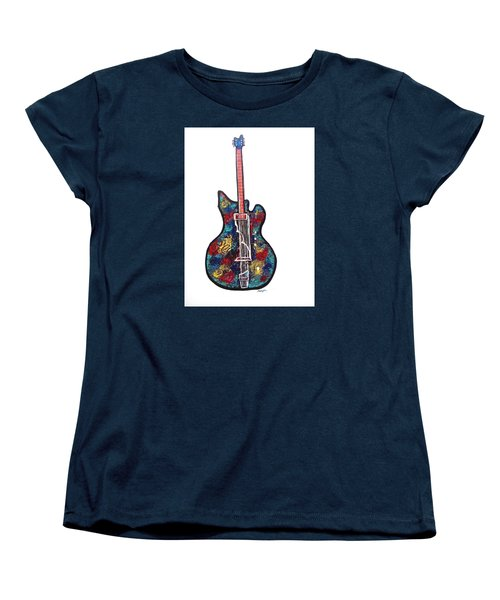 Rock On 3 Women's T-Shirt (Standard Cut)