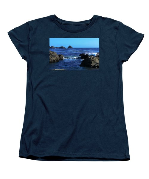 Roll Tide Roll Women's T-Shirt (Standard Cut) by B Wayne Mullins