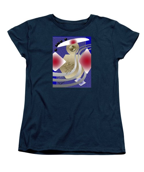 Rolling Down Women's T-Shirt (Standard Cut) by Tina M Wenger