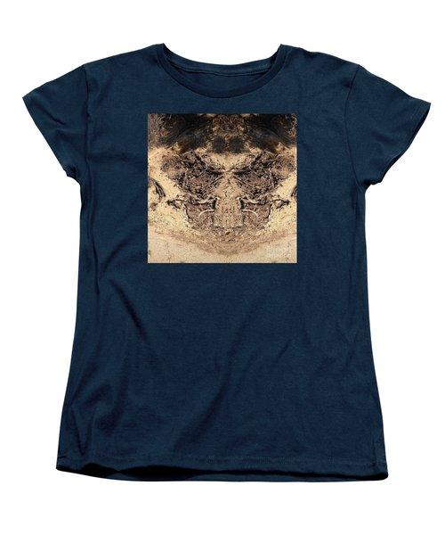 Roots Women's T-Shirt (Standard Cut) by Nora Boghossian