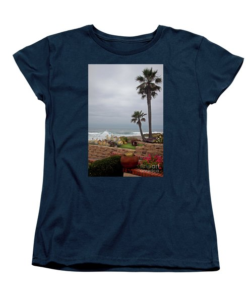 Rosarito Beach Women's T-Shirt (Standard Cut) by Ivete Basso Photography