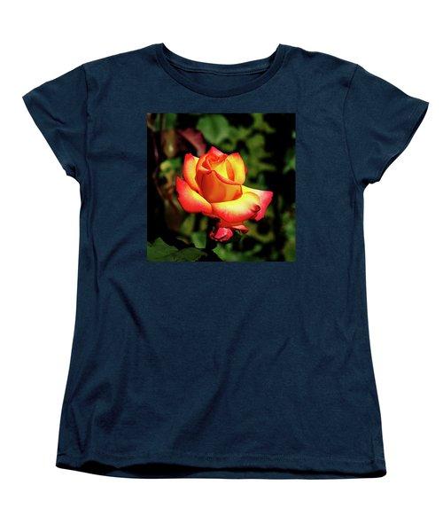 Rose To Remember Women's T-Shirt (Standard Cut)