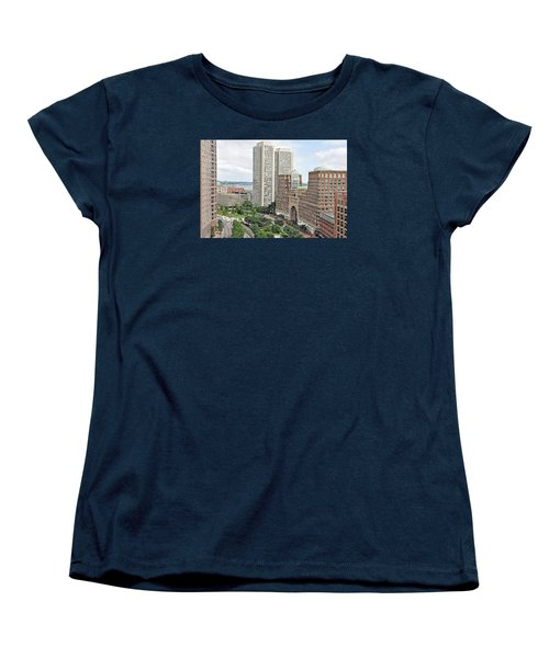 Rowes Wharf Women's T-Shirt (Standard Cut)