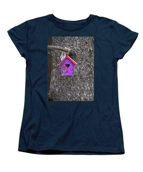 Women's T-Shirt (Standard Cut) featuring the photograph Rubicund.. by Nina Stavlund
