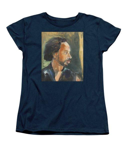 Russell Women's T-Shirt (Standard Cut) by Daun Soden-Greene