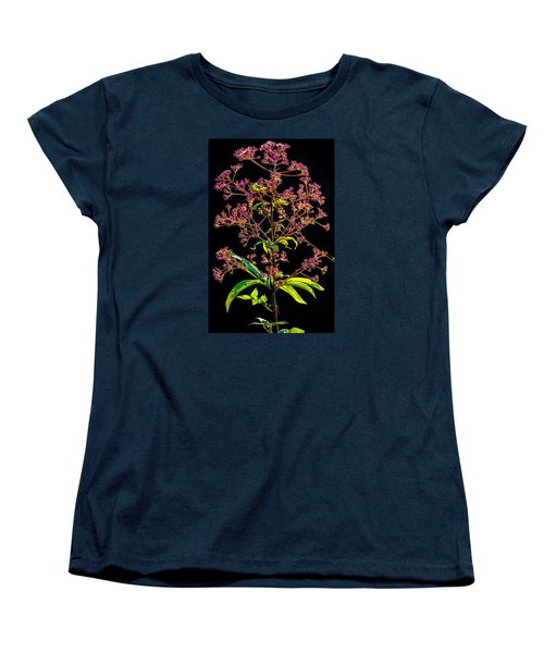 Women's T-Shirt (Standard Cut) featuring the photograph Rustic Weed by Brian Stevens