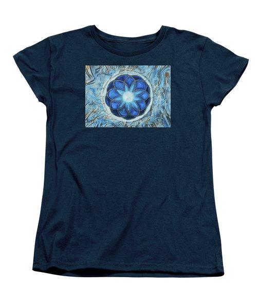 Sacred Geometry Women's T-Shirt (Standard Cut)