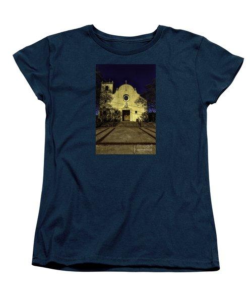 Women's T-Shirt (Standard Cut) featuring the photograph Saint Johns by Ken Frischkorn