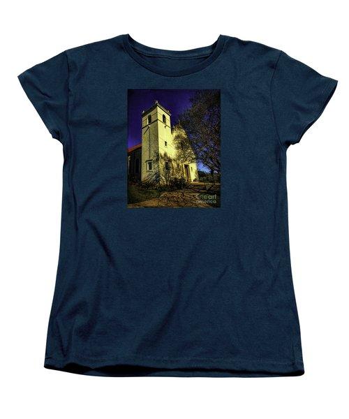 Women's T-Shirt (Standard Cut) featuring the photograph Saint Johns Two by Ken Frischkorn