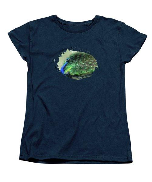 Samuel Adams Women's T-Shirt (Standard Cut) by Anita Faye