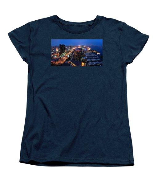 San Diego Bay Women's T-Shirt (Standard Cut)