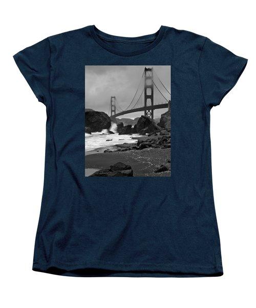 San Francisco Summer Women's T-Shirt (Standard Cut)