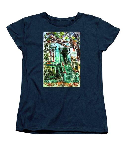 San Francisco Victorian Women's T-Shirt (Standard Cut)