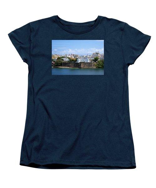 San Juan #1 Women's T-Shirt (Standard Cut)