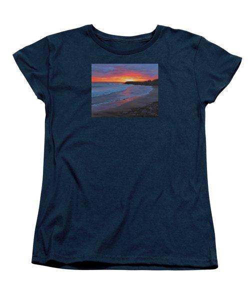 San Simeon Women's T-Shirt (Standard Cut)