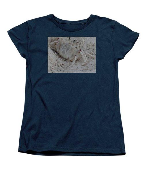 Sand Crab Women's T-Shirt (Standard Fit)