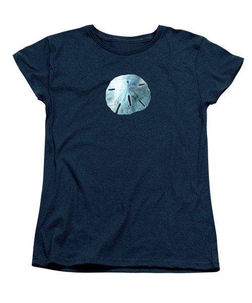 Sand Dollar Women's T-Shirt (Standard Cut) by Anastasiya Malakhova