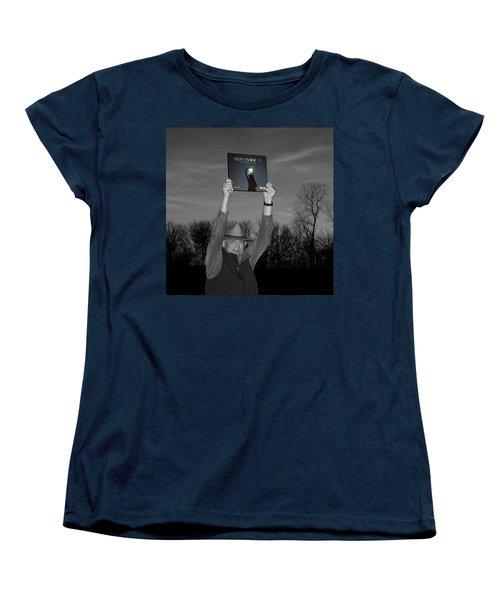 Saving Eliza Women's T-Shirt (Standard Cut) by Don Spenner