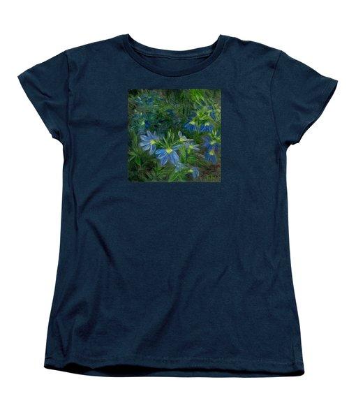 Scaevola Women's T-Shirt (Standard Cut) by FT McKinstry