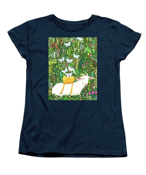 Scapegoat Healing Women's T-Shirt (Standard Cut) by Lise Winne