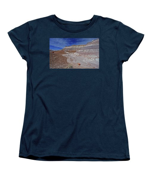 Scattered Fragments Women's T-Shirt (Standard Cut) by Gary Kaylor