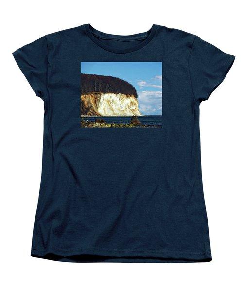 Scenic Rugen Island Women's T-Shirt (Standard Cut) by Anthony Dezenzio