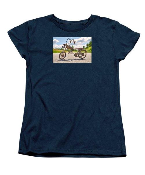 Scrawny Women's T-Shirt (Standard Cut) by Tgchan