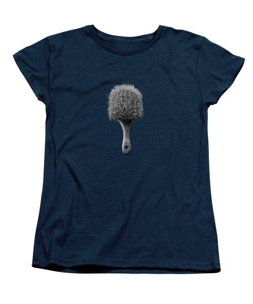 Scrub Brush Up Bw Women's T-Shirt (Standard Fit)